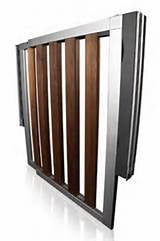 LINDAM NUMI WOODEN EXTENDING CHILD SAFETY GATE