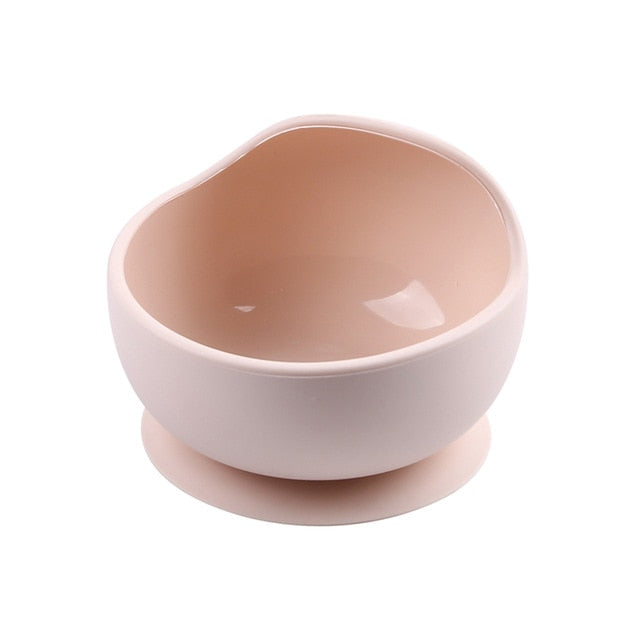 Silicone Bowls and Spoons