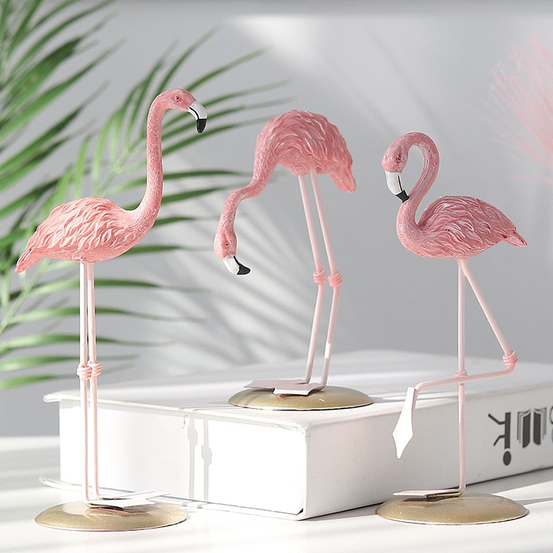 Flamingo Nordic style Room Decor