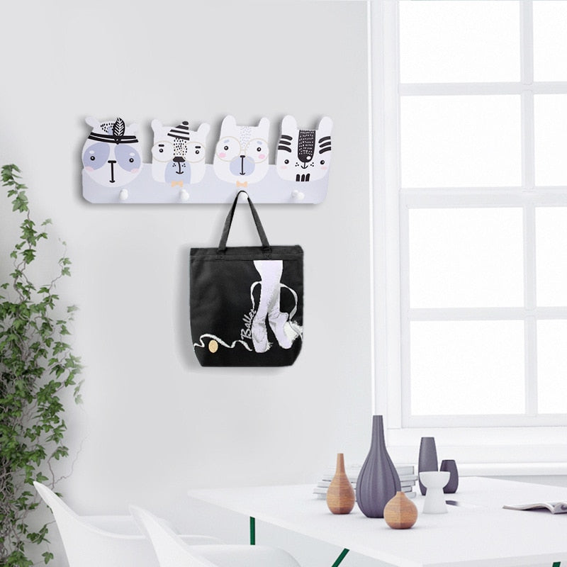 Nordic Nursery Decor Wall Hooks
