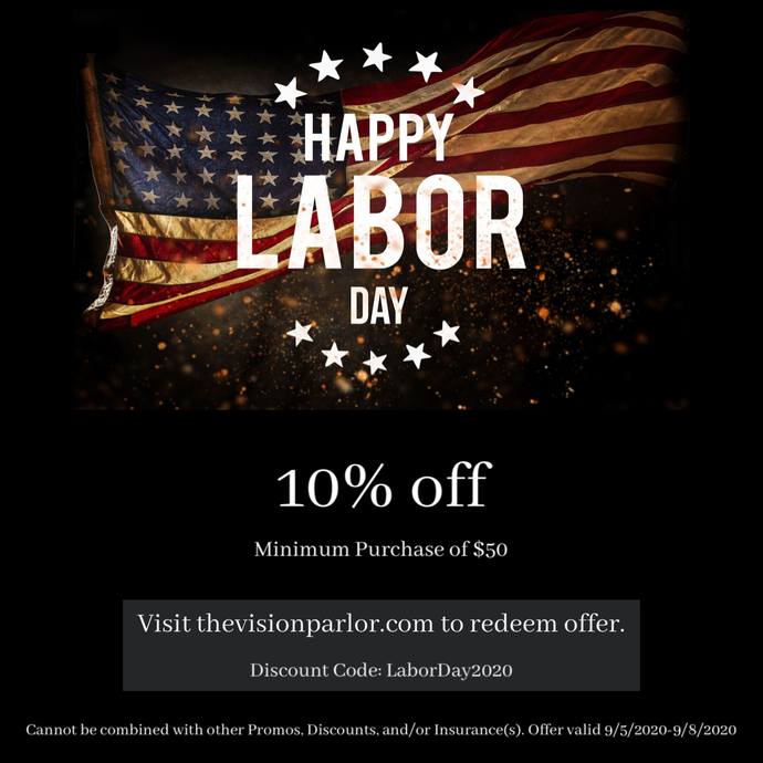 Labor Day 2020 Sale