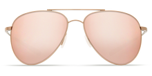 Load image into Gallery viewer, Costa Beachcomber Cook Rose Gold Silver Mirror 580P