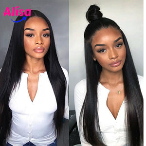 250% Density 360 Lace Frontal Wig  Straight