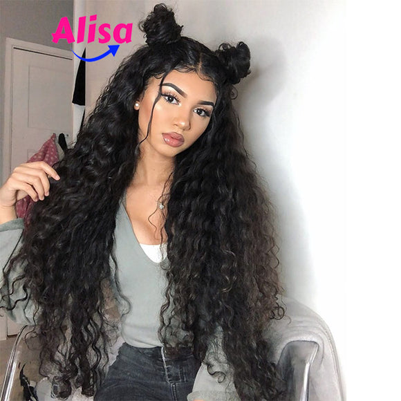 360 Lace Frontal Wigs Deep Wave Wigs