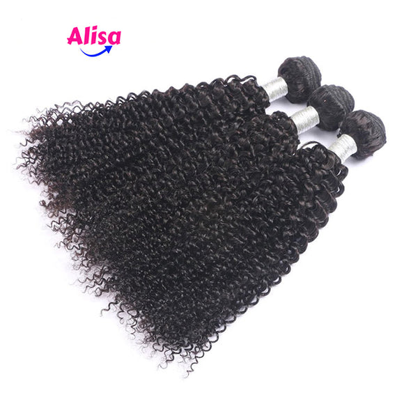 3 Bundles Kinky Curly Hair Bundles