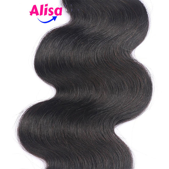 360 Lace Frontal Wigs Loose Wave Wigs Pre Plucked With Baby Hair