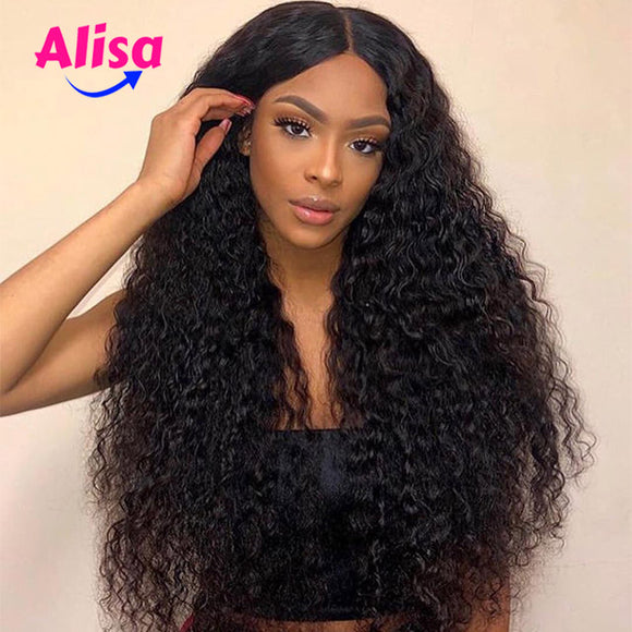 360 Lace Frontal Wigs Loose Wave Wigs With Baby Hair