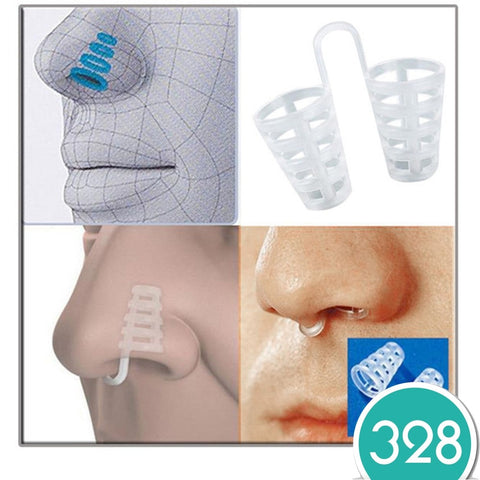 HOT!!!Anti Snoring Breathe Easy Sleep Nose Clip Snore  Stopper Aid Nasal Dilators Device Congestion Aid No Strips Cones