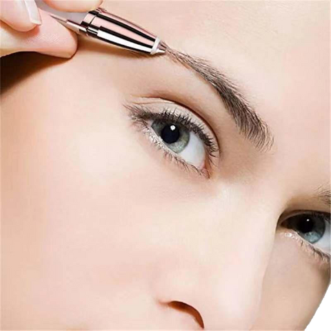 Eyebrow Trimmer Epilator