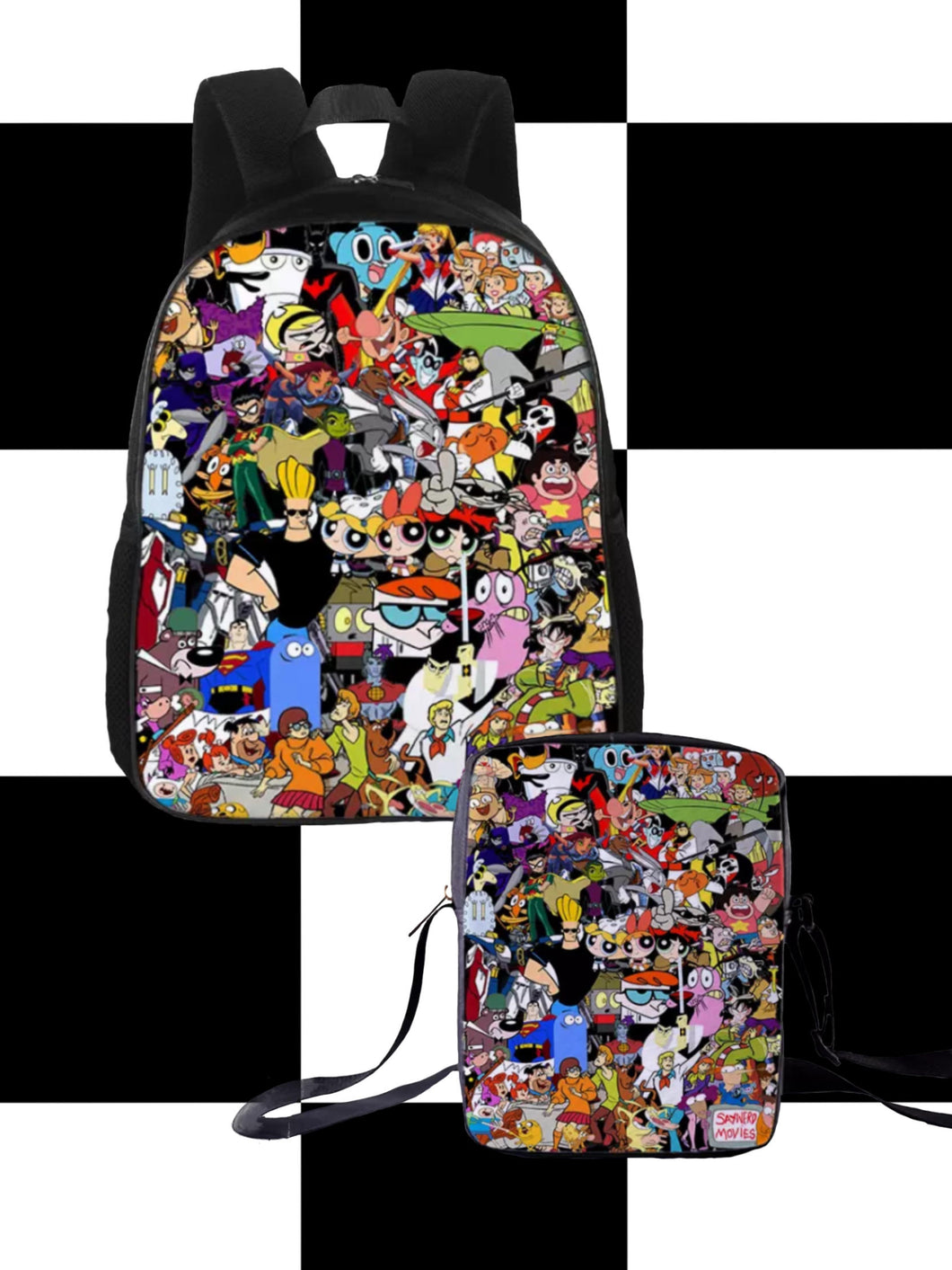 SayWerd Network Studios BACKPACK