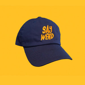 """The 'Crew"" SayWerd Hat"