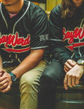 Load image into Gallery viewer, SayWerd Squad Baseball Jersey