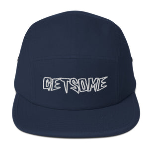 GetSome Mummy Singe Five Panel Cap