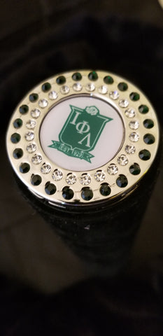 Bling Iota purse hanger