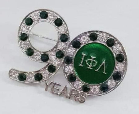 Iota 90 Year Anniversary Pin