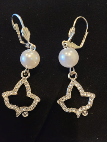 Pearl & Ivy earrings