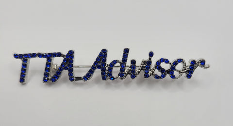 TTA Advisor pin