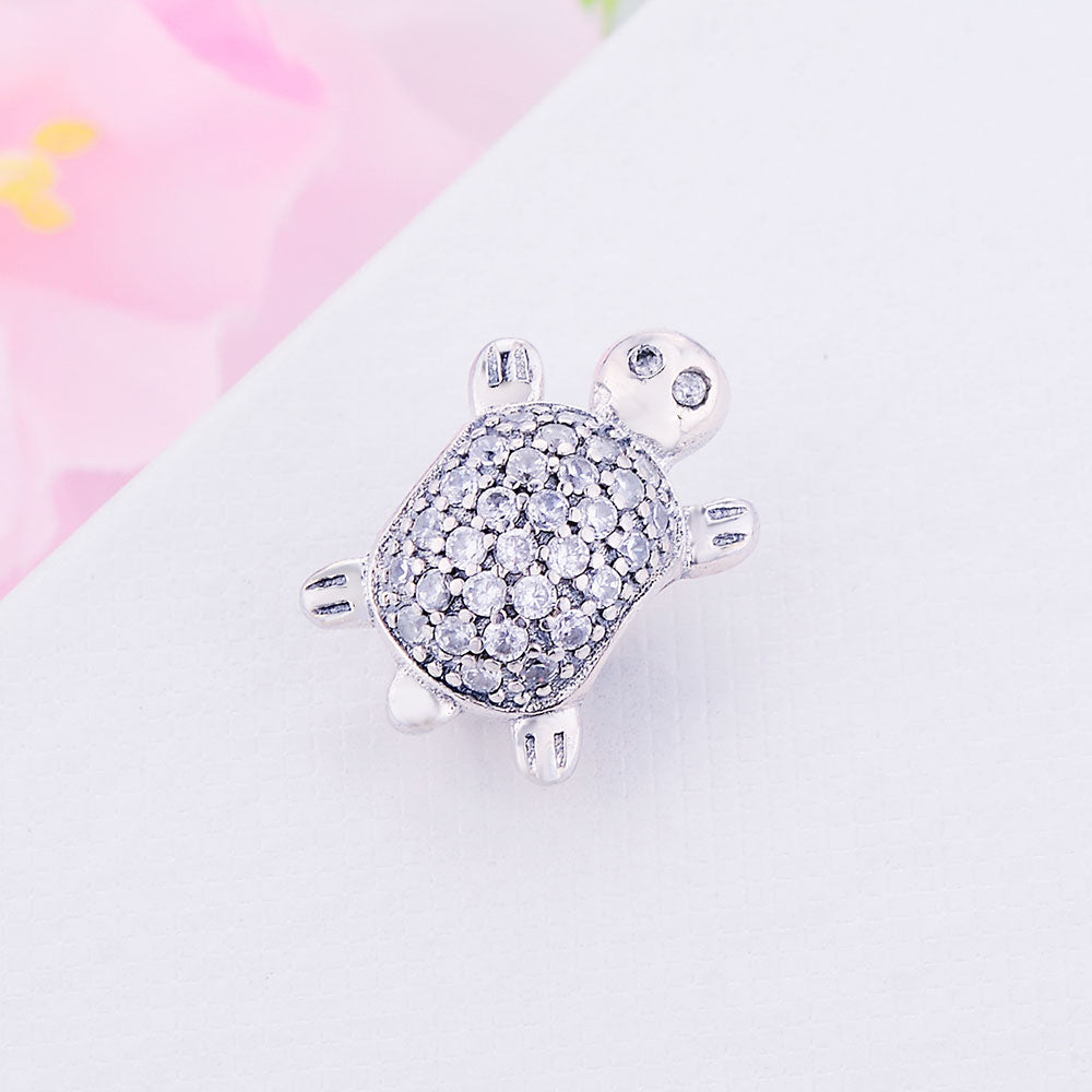 Sparkly 100% Genuine 925 Sterling Silver To Fit Original Pandora Charm Bracelets