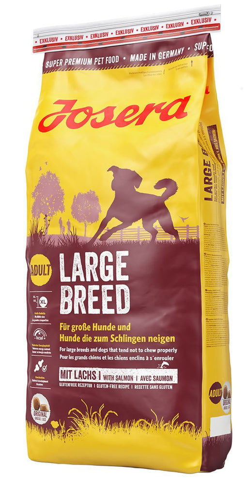 Josera® Adult Large Breed Dog Food 15KG - exxab.com