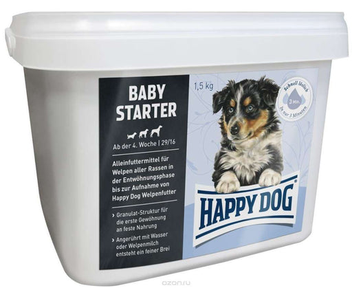Happy Dog® Baby Starter (All Breeds)4KG - exxab.com