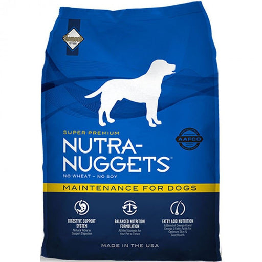 Nutra Nuggets® Adult Dog Food 15KG - exxab.com