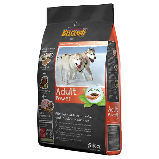 Belcando® Adult Power Dog Food 12.5kg - exxab.com
