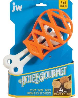 JW® Pet Holee Gourmet Turkey Leg Dog Toy exxab.com