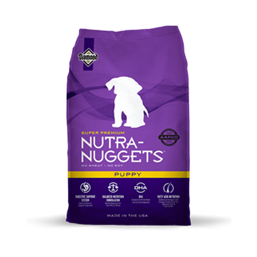 Nutra Nuggets® Puppy Dog Food 15KG - exxab.com