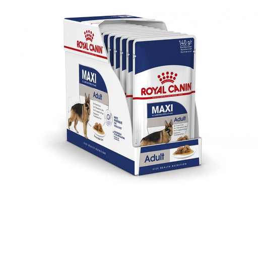 Royal Canin ® Maxi Adult Dog Food (10/pack) - exxab.com