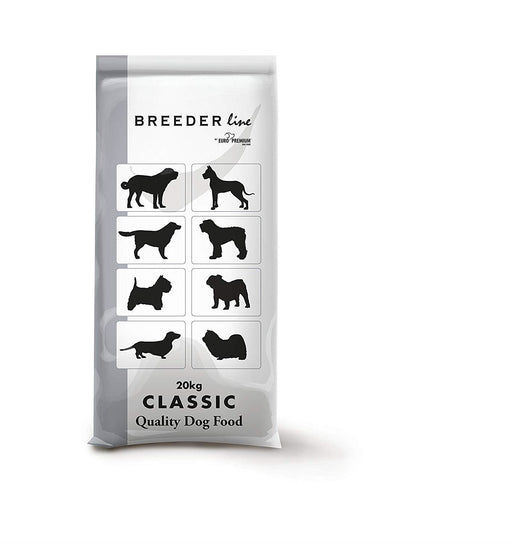 Europremium® Breeder Line Dog Food 20Kg - exxab.com