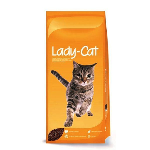 Ladycat Adult Cat Food 12.5kg - exxab.com