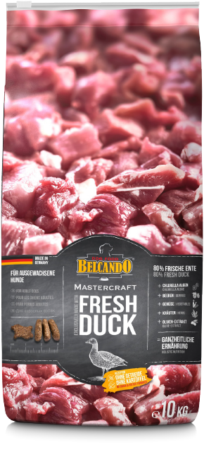 Belcando® Master Craft Fresh Duck Dog Food - exxab.com
