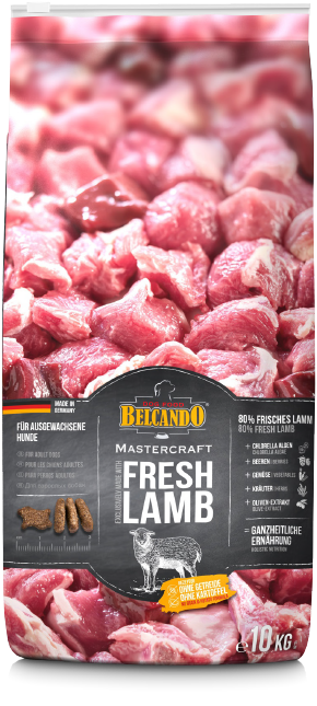 Belcando® Master Craft Fresh Lamb Dog Food - exxab.com