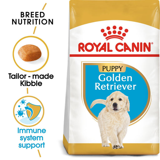 Royal Canin ® Golden Retriever Puppy 12KG - exxab.com