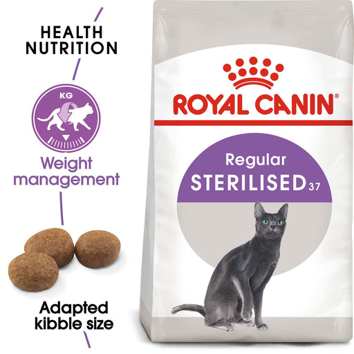 Royal Canin ® Sterilized Cats Dry Food exxab.com