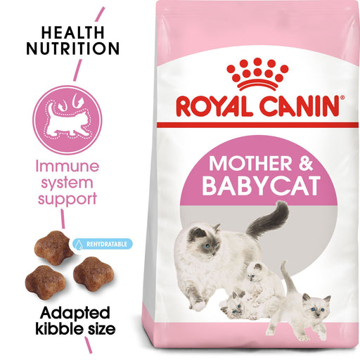 Royal Canin ® Mother & Baby cat Dry Food 2KG exxab.com