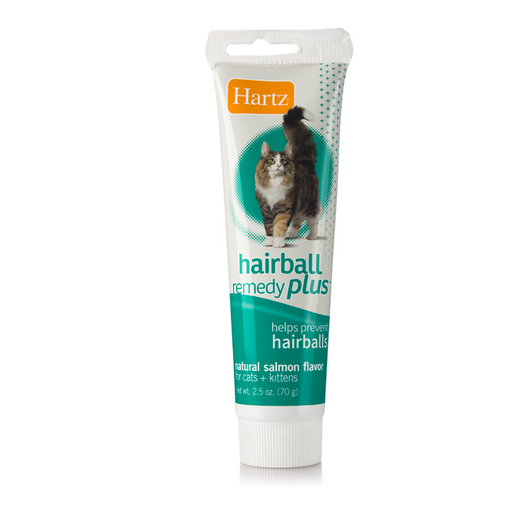 Hartz® Hairball Remedy Plus™ for Cats & Kittens Paste 70g exxab.com