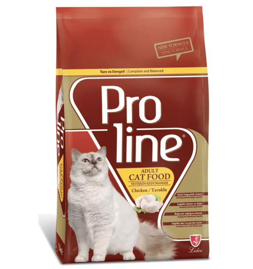 Proline® Chicken Adult Cat Food 15kg - exxab.com