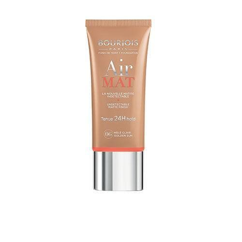 Bourjois Air Mat Undetectable Matte Finish 24H Foundation 1 Ounce - exxab.com