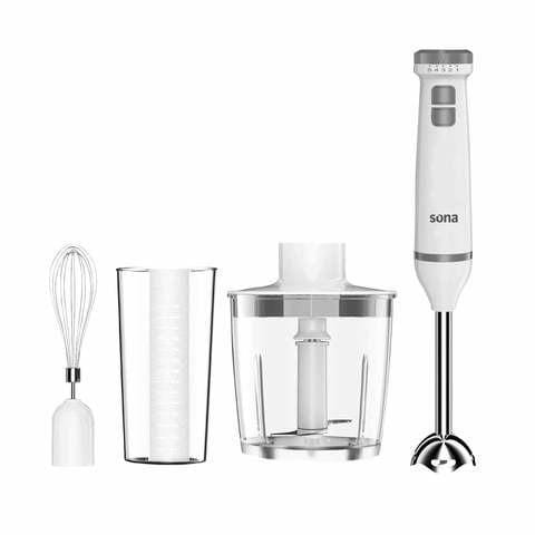 Sona SHB-5001 Multi functional hand blender, 600 watt