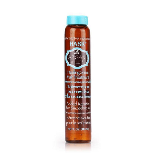 Hask Argan Oil Repairing Shine Hair Oil 5/8 oz Pack of 12