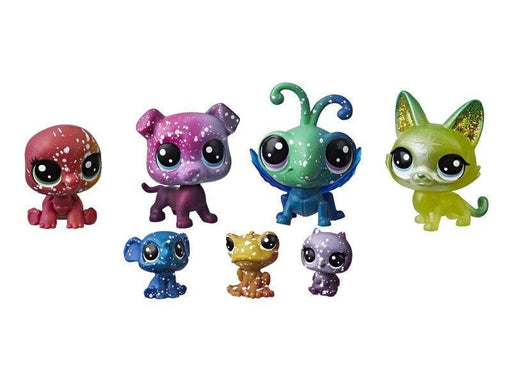Hasbro E2129 Littlest Pet Shop Cosmic Friends Ast