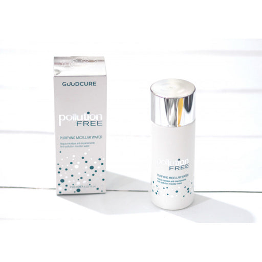 GuuDCURE Pollution Free Purifying Micellar Water, 150 ml exxab.com