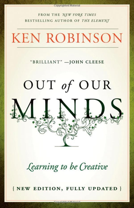 Out of Our Minds: Learning to be Creative by Ken Robinson exxab.com