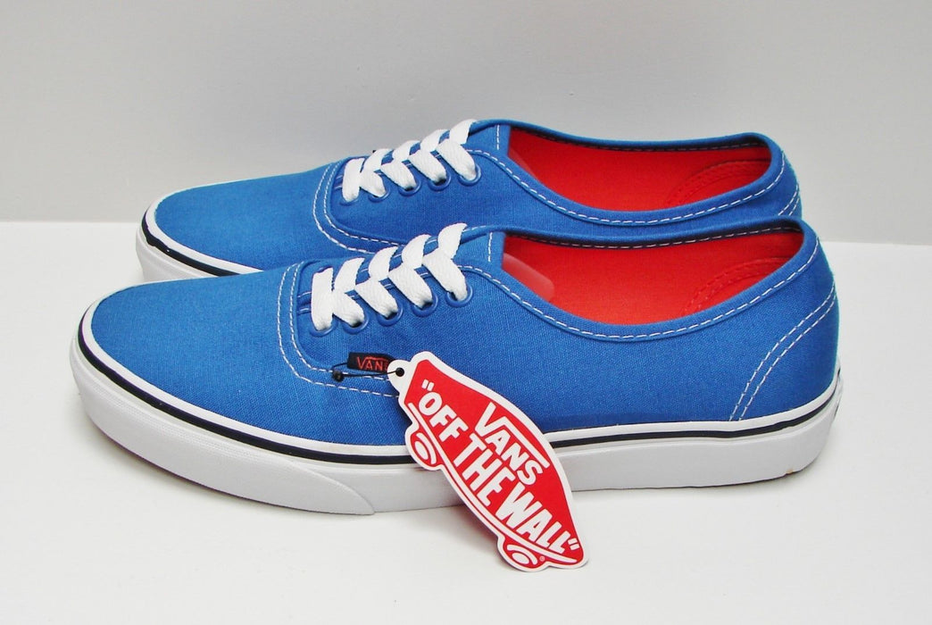Vans Authentic Pop Strong Blue Nasturtium