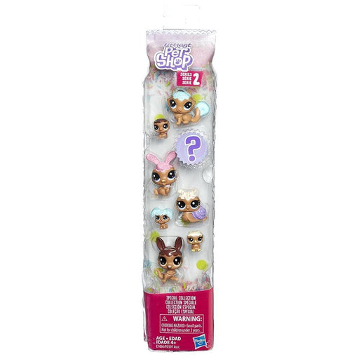 Hasbro E0397 Littlest Pet Shop Special Collection 1 Friends
