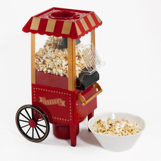 Geepas GPM830 Traditional Style Oil-free Popcorn Maker exxab.com