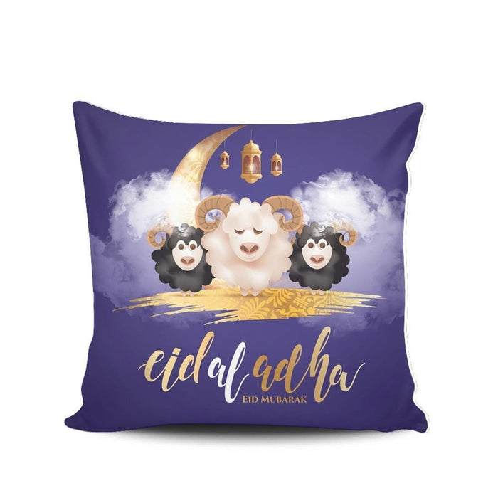 Home decoration Eid AlAdha cushion S5 exxab.com