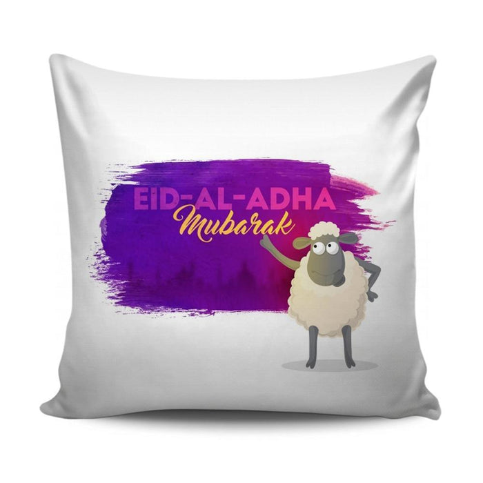 Home decoration Eid AlAdha cushion S6 - exxab.com