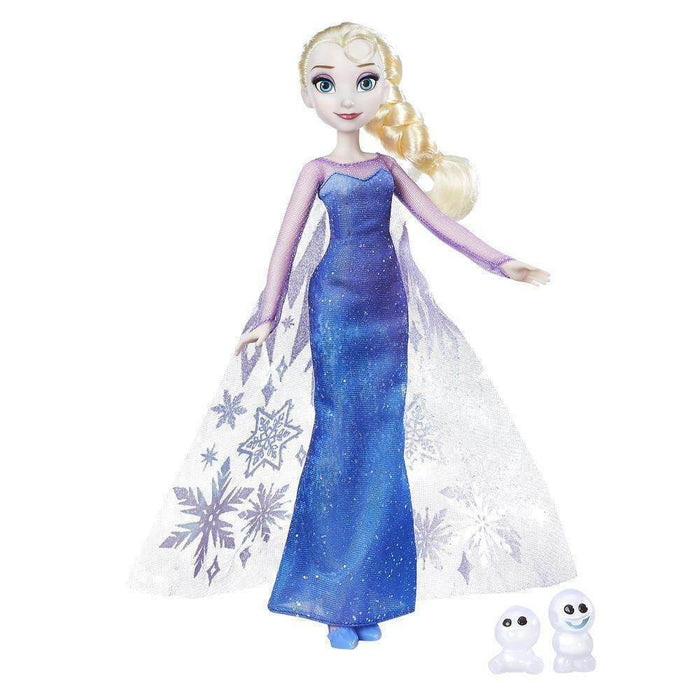 Hasbro B9201 Disney Frozen Northern Lights Elsa exxab.com